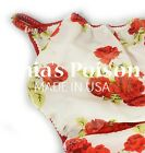 Sissy SHEER CHIFFON Panties Bra Ania's Poison PRINTS! String Bikini Shiny S-2XL