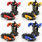 Внешний вид - Robot Car Automatic Vehicle Cool Toy Transformers Kids Toys Toddler Baby Gifts