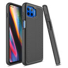 For Motorola Moto One 5G / Moto G 5G Plus Shockproof Rugged Slim TPU Case Cover