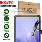 """2pcs For Samsung Galaxy Tab A7 10.4"""" T500 / T505 Tempered Glass Screen Protector"""