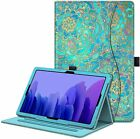 Case for Samsung Galaxy Tab A7 10.4'' 2020 Multi-Angle Stand Cover with Pocket