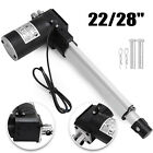 21.6/27.5' Inch Stroke Linear Actuator 6000N/1320lbs Pound Max Lift 12V Volt DC!