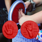 Soft Clay DIY Baby Hand Foot Inkpad Handprint Footprint Fingerprint Kids Toys Q