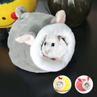 Small Animal Guinea Pig Hamster Bed House Winter Warm Soft Mice Nest Cave Bed