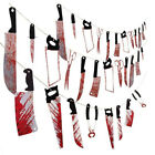 2020 New Bloody Weapon Garland Hanging Banners Halloween Party Tricky terror US