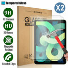 """2Pack For iPad Air 4 10.9"""" 2020 / Pro 11 2018 HD Tempered Glass Screen Protector"""