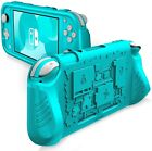 Case for Nintendo Switch Lite 2019 w/3 Game Card Slots Shock Proof Soft Cover