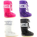 Womens Tecnica Moon Boot Nylon Winter Snow Ski Sking Boots US Sizes 3-8.5