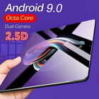 "10.1"" inch WIFI/4G-LTE 8G 128GB Android 9.0 HD PC Tablet Pad SIM GPS Dual Camera"