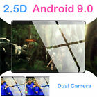 "10.1"" WIFI/4G-LTE 8G 128GB Tablet Android 9.0 HD Screen PC SIM GPS Dual Camera"