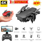 Mini RC Drone With 4K HD Camera 6 Axis WIFI FPV Foldable Quadcopter Altitude New