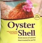Crushed Oyster Shell Calcium for Chicken Ducks Turkey Snails Shrimp Hermit Crabs