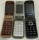 New Samsung Gt-c3592 Flip Mobile Phone Dual Sim Unlocked