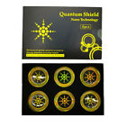 Anti Radiation Protection Sticker EMF Protector Quantum Shield For Cell Phone .