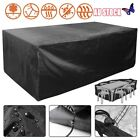 Varies Size Garden Rattan Outdoor Furniture Cover Patio Table Protection Au