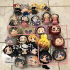 Demon Slayer Kimetsu No Yaiba mochi squishies plushies keyhains