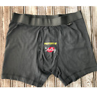 Valentine's Day Boxers Funny Boxers Naughty Boxer Briefs Boyfriend Husband