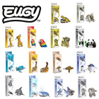 OFFICIAL EUGY BUILD YOUR OWN 3D MODEL ANIMALS KIDS CRAFT COLLECTABLES GIFT UK