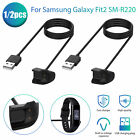 100cm Smart Watch Charger USB Charging Cable Replacement For Samsung Galaxy Fit2