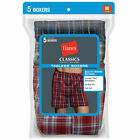 Hanes Men's Classics Tagless Boxers, 5-Pack <br/> Buy Direct from BOBS Stores