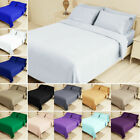 6 Piece Bed Sheet Set 1800 Count Egyptian Comfort Deep Pocket Hotel Bed Sheets