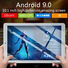 10.1'' Tablet 8G 128GB Android 9.0 Wireless WiFi 4G Dual SIM Camera GPS Phablet