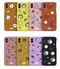 BT21 Color Soft Jelly Summer Dolce Pattern Series Official Kpop LINEFRIEND GCASE