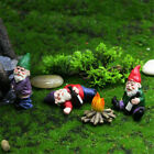 New Naughty Gnome Statue Garden Outdoor Decoration DIY Resin Ornaments Funny UK