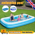 Family Swimming Pools Large Garden Outdoor Summer Inflatable Kids Paddling Pool