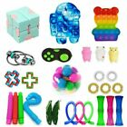28 Pack Fidget Toys Set Sensory Tools Bundle Stress Relief Hand Kids Adults Toy
