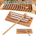 Portable Meditation Chime Classroom Wooden With Mallet Percussion Instrument