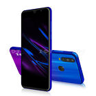 New 6 Inch Android Smartphone Unlocked Mobile Smart Phone Dual Sim Quad Core 8gb