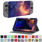 For Nintendo Switch 2017 Case Cover Stand Multi-Angle Viewing Elastic Strap