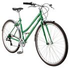 Schwinn 700C Collegiate Adult Hybrid Bike, 8 Speeds, Women's 17