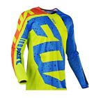 2021 Team mtb Motocross Jersey PRO Fox Maillot DH Cycling Downhill Jersey