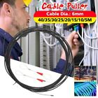 5M-40M 6mm Durable Cable Puller Electrician Threading Device Wire Push Fi
