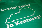 Gettin' Lucky in Kentucky Funny Movie New Retro T Shirt