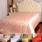 1 pc 19MM 100% Silk Jacquard Duvet Cover Comforter Quilt Cover All Size