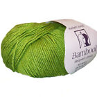 "Elsebeth Lavold ""BAMBOOL""  bamboo/wool knitting yarn plain worsted"