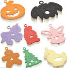 LARGE 3D BISCUIT PASTRY COOKIE CUTTER - Dough Cutters in Various Designs...