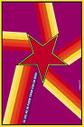Cuban poster. Can cover the SUN with 1 finger. Star.Art