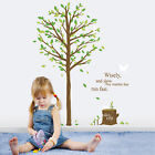 "Wall Decals Sticker GREEN TREE 130-PS58194  ""US SELLER"""