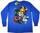 Ben 10 Long sleeved T-Shirt Heatblast,Fourarms and more