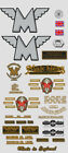 1956-61: Matchless Twins -RESTORERS DECAL SET- Decals