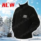 BLACK SPORTS MARTIAL ARTS WINTER FLEECE