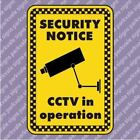 150x200 CCTV in Operation Security Sign (1177) - FREE POSTAGE