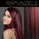 "20"" 24"" human remy hair extensions weft/weave Cheryls burgundy red, plum, 99J"