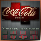 Coca Cola Food & Drink Abstract Art Canvas More Color & Style & Size !
