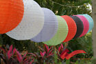 "14""/35CM Eyelet Paper Lanterns Wedding/Party/Home Decor(Pack Of 4)"