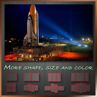 ' Nasa Space Shuttle Take Off '   Art Canvas Box More Color & Style & Size